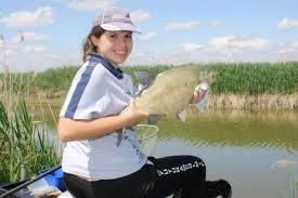 Gara Nazionale di Pesca sportiva femminile Fossacesia